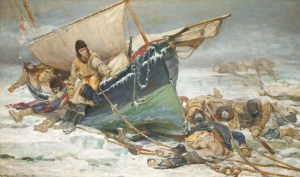 Death in the Ice - ® National Maritime Museum, London