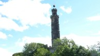 Curiosity of the Week - Nelson Monument Time Ball Edinburgh - Contrary Life