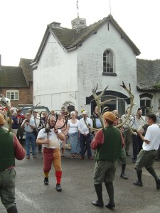 Abbots Bromley Horn Dance - Staffordshire
