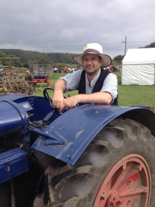 Agricultural Show at Beamish Museum