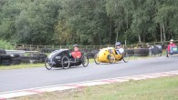 Endurance pedal car racing in Surrey and Staffordshire