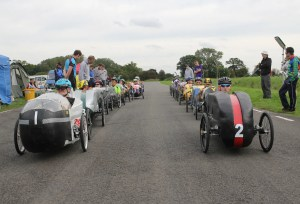 British Pedal Car Championship 2017 - British Federation of Pedal Car Racing