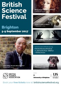 British Science Festival 2017 - Brighton