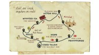 Real Ale Trail 2017 - Flintshire map