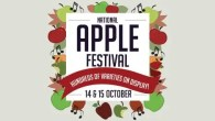 Apple eating challenges and orchard tours in Kent