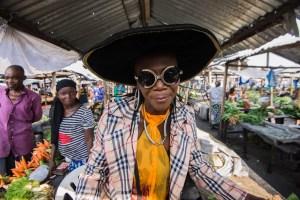 LES SAPEUSES - LADY DANDIES OF THE DRC LesSapeuses©Junior D. Kannah