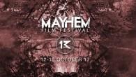 It's Mayhem in Nottingham as film festival gets under way