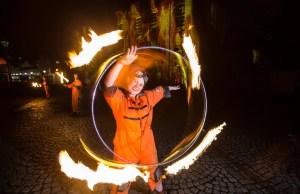 illumination : Harbour Festival of Light - Scottish Maritime Museum and Irvine Harbourside