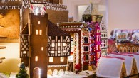 Find a city of gingerbread in London