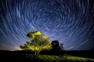 Dark Skies Festival 2018 - Helmsley star trail