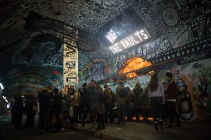 VAULT Festival 2018 - Waterloo London