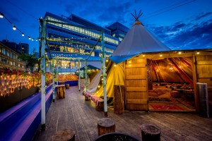Queen of Hoxton Wigwam