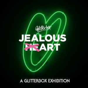Glitterbox pop up exhibition - Jealous Gallery Shoreditch 2018