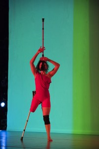 Mickaella Dantas (Candoco Dance Company_Face In by Yasmeen Godder_Photography by Hugo Glendinning_2017)