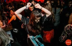 dance for mental health - Easter 2018