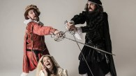 Watch some sozzled Shakespeare in London