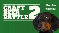 Craft Beer Battle 2 - London - May Bank Holiday weekend events