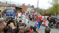 Gawthorpe Maypole 2018 - Yorkshire events