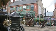 Take a locomotive ride at the Great War Steam Fair