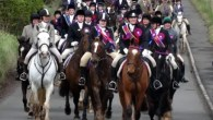 Watch the Riding of the Bounds in Berwick