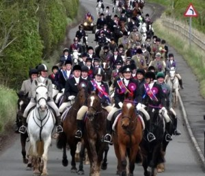 Riding of the Bounds of the Berwick upon Tweed - May Bank Holiday events 2018