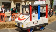 It's all downhill at Framlingham Soap Box Race