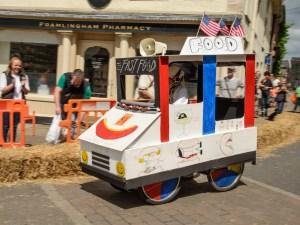 Framlingham Soap Box Race 2018 - Suffolk