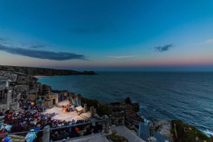 Minack Theatre - credit Steve Farrier