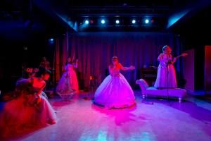 RashDash - Three Sisters - London theatre 2018 (Photo: The Other Richard)