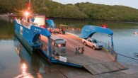 Floating assault courses and films on ferries at Fal River Festival