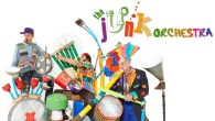 Junk Orchestra - Harrogate International Festivals 2018