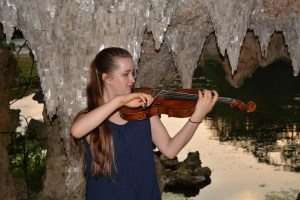 Music in the Grotto (credit painshill.co.uk) - Painshill Surrey
