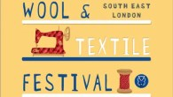 A celebration of fabric, yarns and sewing at London city farm