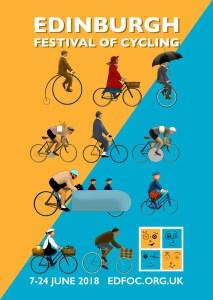 Edinburgh Festival of Cycling 2018