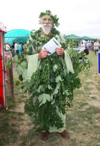 Binsted's Green Man, Strawberry Fair