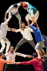IF MK 2018, Groupe Acrobatique de Tanger, Halka, Photo: Richard Haughton