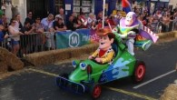 Meet 'Fast Donnie' and a host of quirky competitors at Micklegate Run Soapbox Challenge