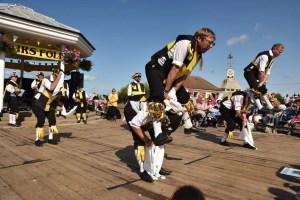 Broadstairs Folk Week 2018 - wantsum leapfrog