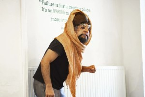 Arabian Nights - Rehearsal Images (courtesy of Nick Rutter)