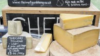 It's Yorkshire vs Lancashire at Dales Cheese Festival