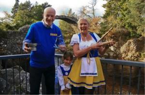 Golden Spurtle World Porridge Making Championship