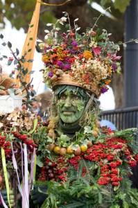 October Plenty - Bankside, London - Apple Day Harvest - Photo: Sas Astro