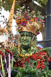 October Plenty - Bankside, London - Apple Day Harvest - Photo: Sas Astro