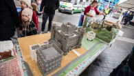 An edible map pops up in Perth for Cake Fest