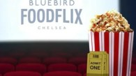 Stylish cinema in Chelsea with Foodflix evenings