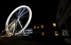 Sky View Wheel - We The Curious - Joe Meredith Photography