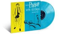 Charlie Parker on blue vinyl