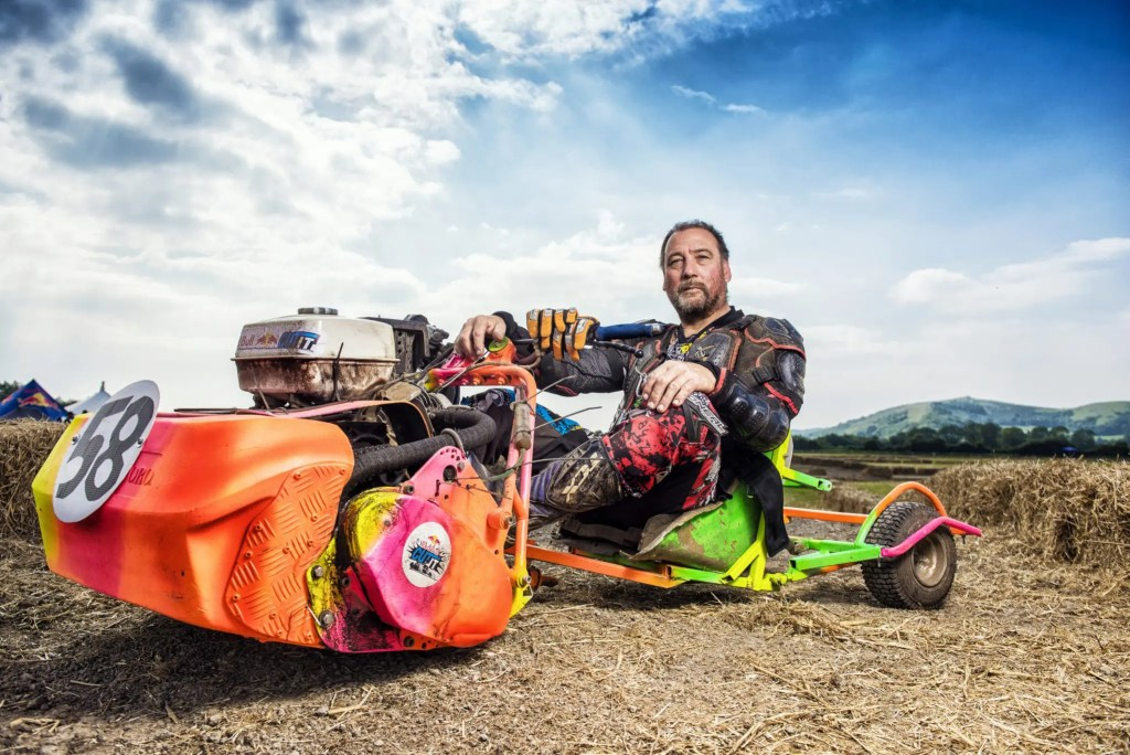 Red Bull Cut It Lawn Mower Race 2019