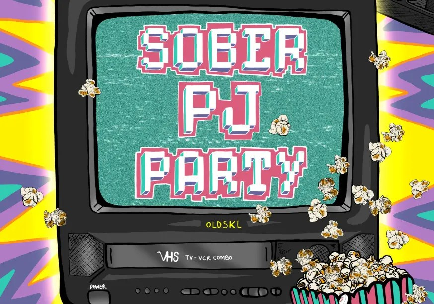 Sober PJ Party, Colours Hoxton
