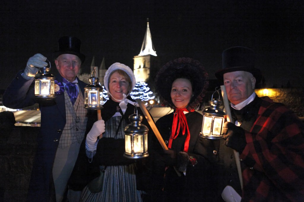 Rochester Dickensian Christmas